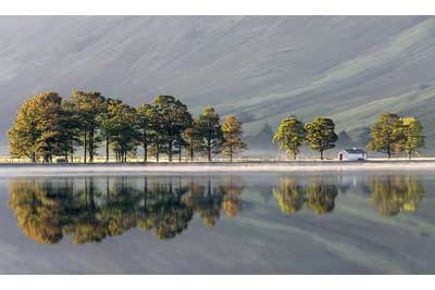 Mists of Autumn, Buttermere