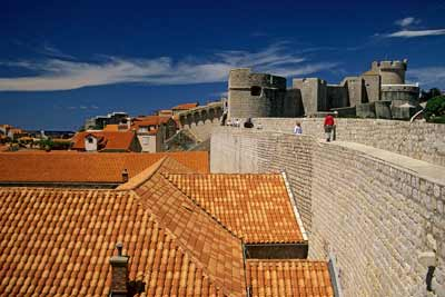 D12_Old City Walls, Dubrovnik