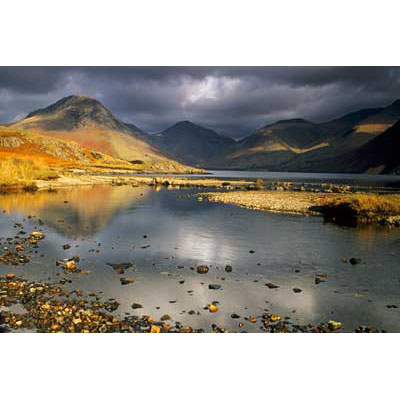 7586_Sunlight and Shadows, Wasdale