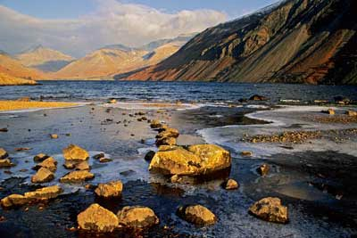 Afternoon Light, Wastwater