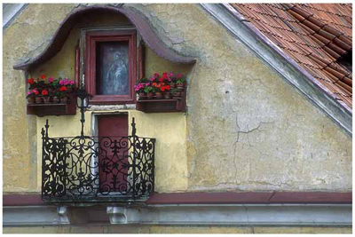 DP12_Balcony detail in the Little Quarter
