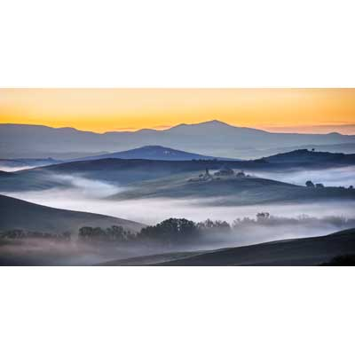 8284 Before Sunrise,Val d'Orcia
