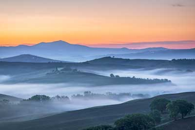 11502-Val d'Orcia Before Sunrise