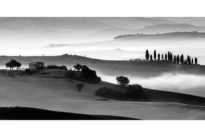 11538-Misty Morning Val d'Orcia 1